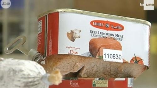 Du porc dans les produits halal Sebiane et Tahira ?