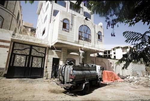 Crise d'eau au Yemen