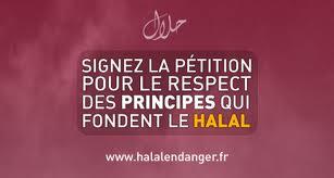 halal en danger, hallal viande