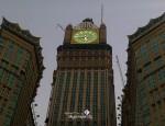 horloge de La Mecque