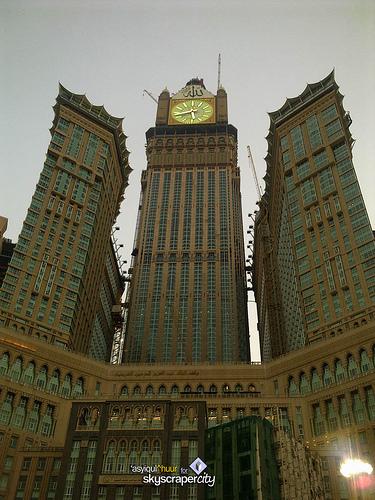 horloge mecca