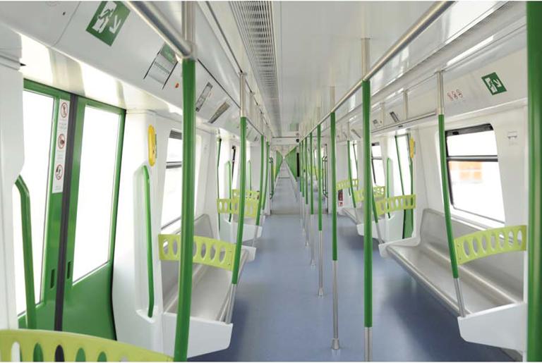 hajj : métro de La Mecque