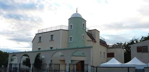 mosquée de Vigneux