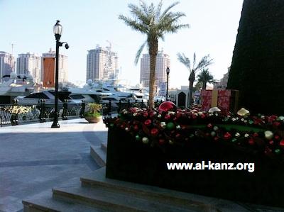 Nöel au Qatar