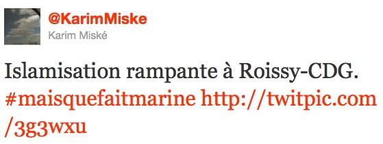 Prier à Roissy-Charles de Gaulle