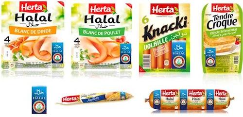 Herta halal : présence de porc selon un rapport d'analyses