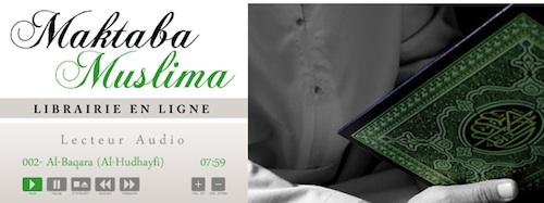 MaktabaMuslima.com – Librairie en ligne