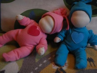 Les nouvelles poupées de la maman d'Ismaël