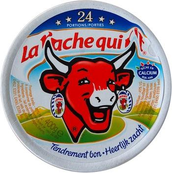 Présure dans les fromages Bel