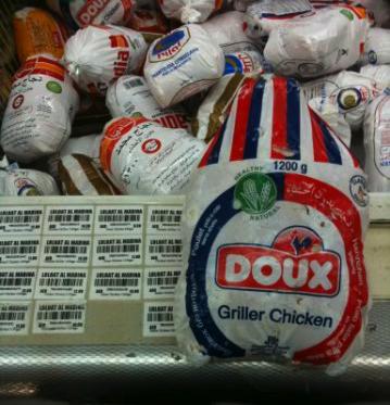 Nouvelle fatwa contre les poulets Doux, KFC, Carrefour et assimilés