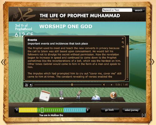 Prophetic Timeline