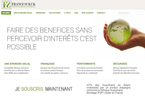 Finance islamique : France Sukuk lance un produit d'épargne