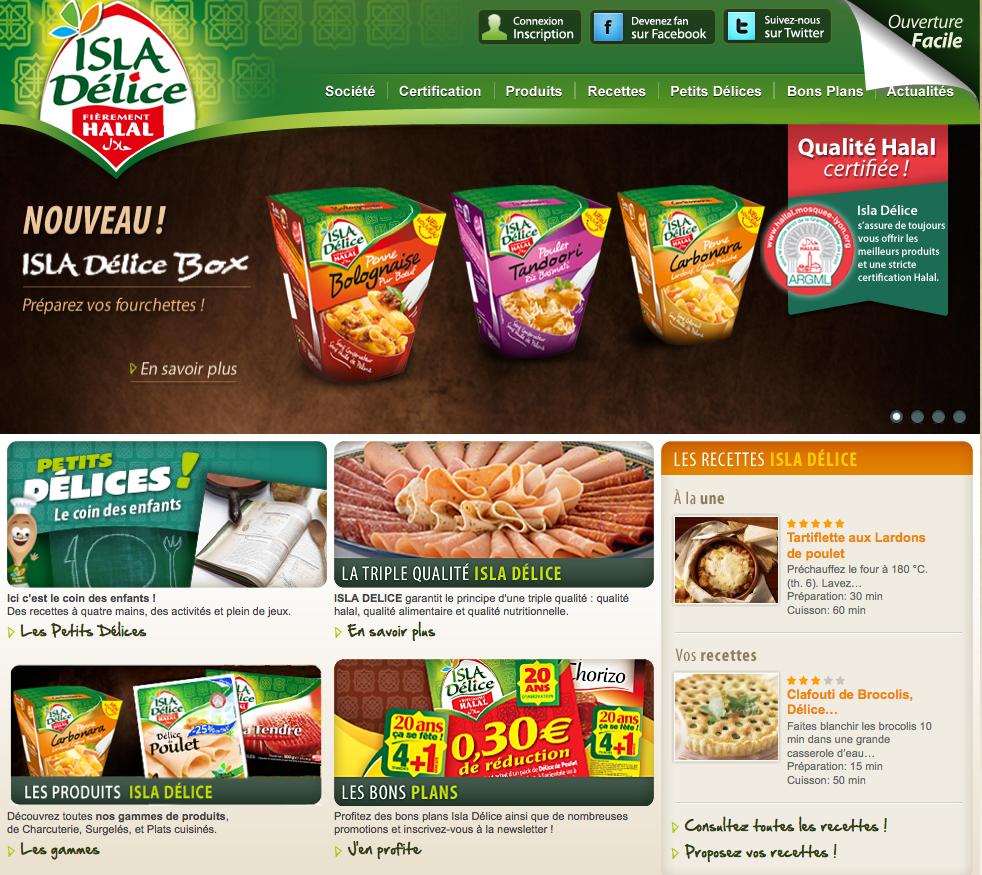 Isla Délice : il y a qualité et qualité...