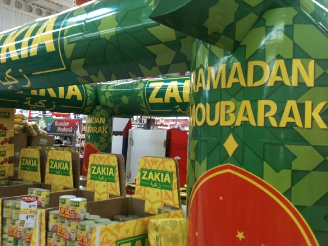 Halal : les boudins de Zakia