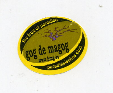 Gog, Magog et le brugnon espagnol