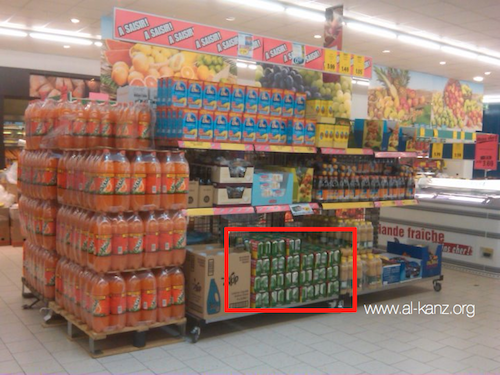 Ramadan chez Lidl : packs de bière dans les rayons ! Lidl-sevran