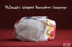 Indonésie : les burgers de McDo se couvrent pendant ramadan