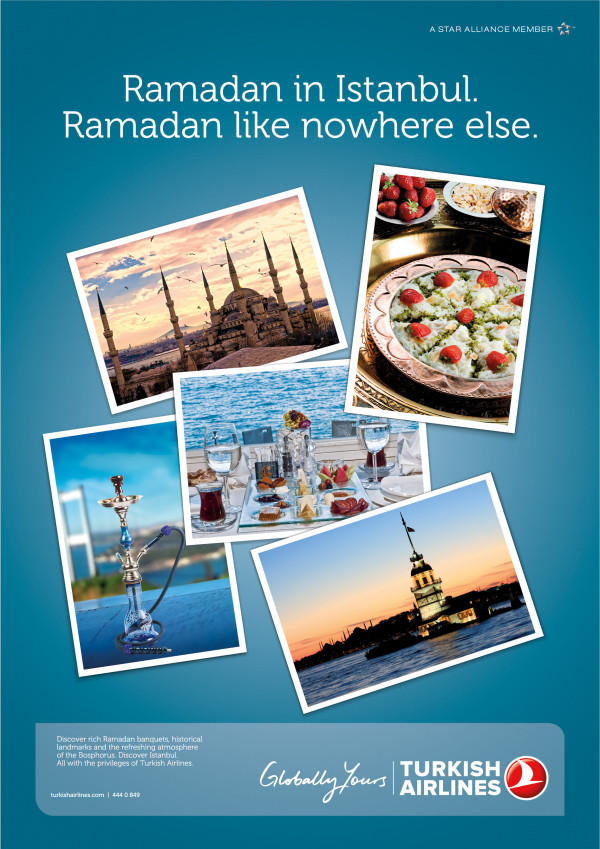 Ramadan à Istanbul