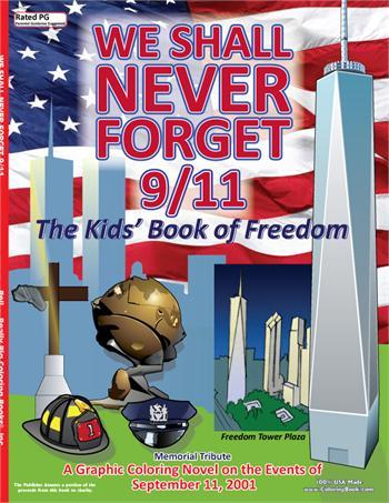Tu colorieras le 11-septembre mon fils