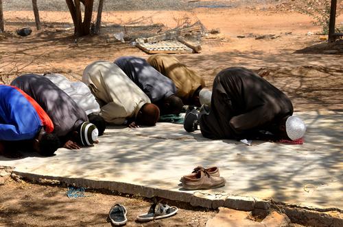 priere en afrique
