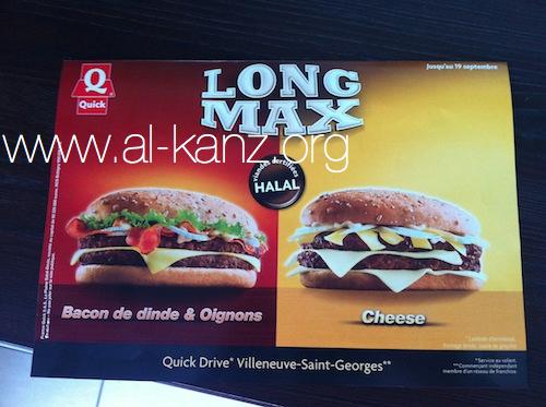Quick halal part à la recherche des clients... perdus ?