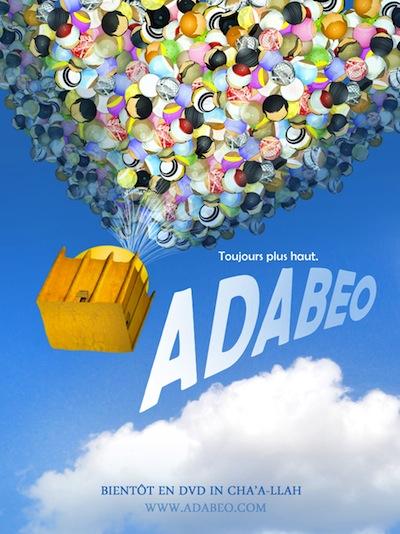 Fanart : ADABéo,là-haut
