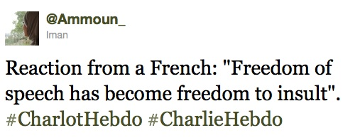Charlot Hebdo : distribution place Châtelet