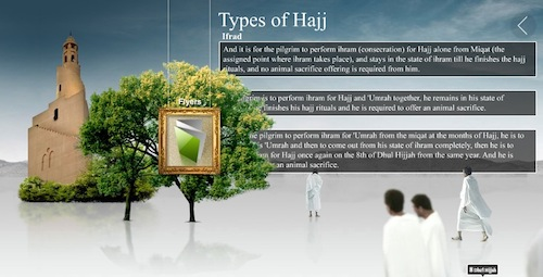 Revivez le hajj grâce à une superbe infographie