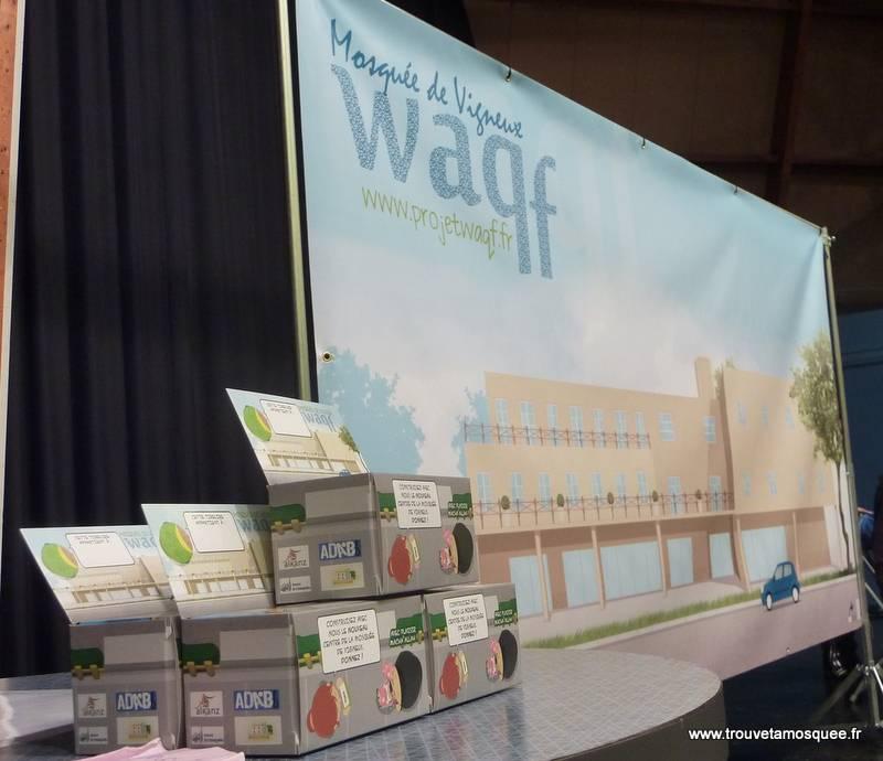 Waqf Tour - Episode 1 : Mosquée Al-Iman, Le Bourget, 20 Octobre 2011