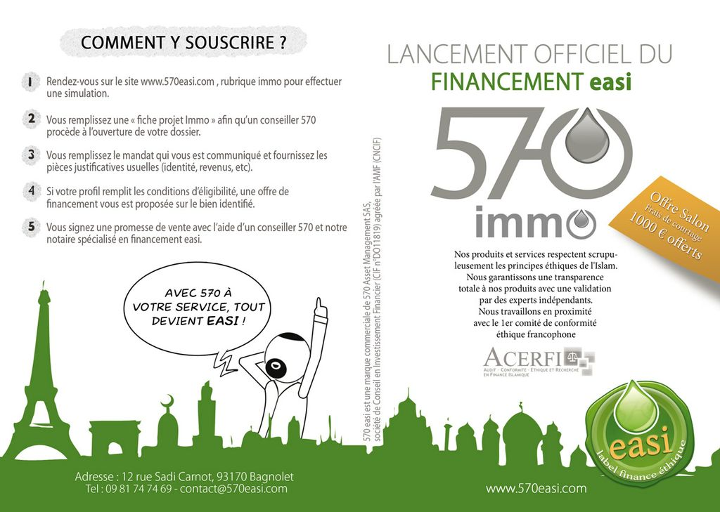 credit immobilier islam