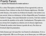 voile frantz fanon