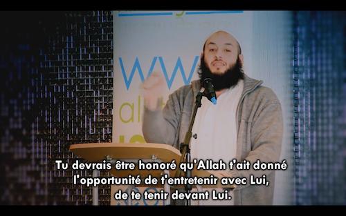 Allah n'a pas besoin de toi