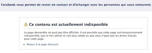 Facebook : McDonald's France ne répond pas