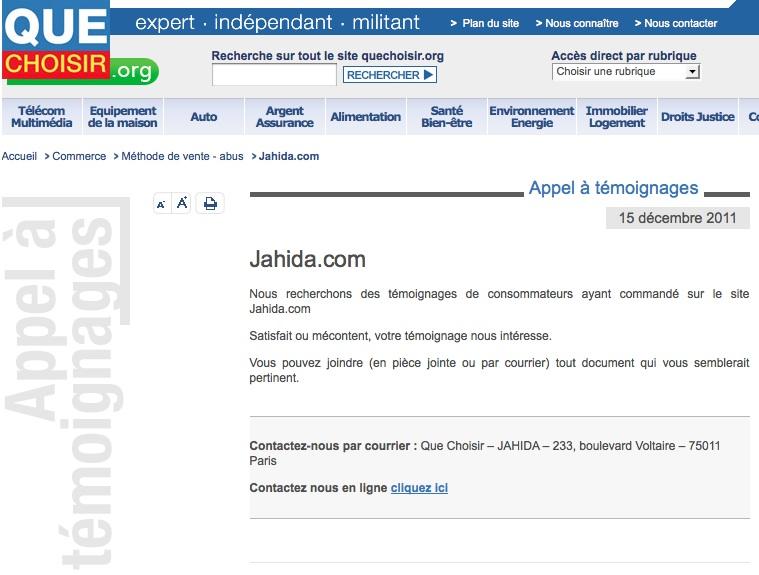Jahida.com