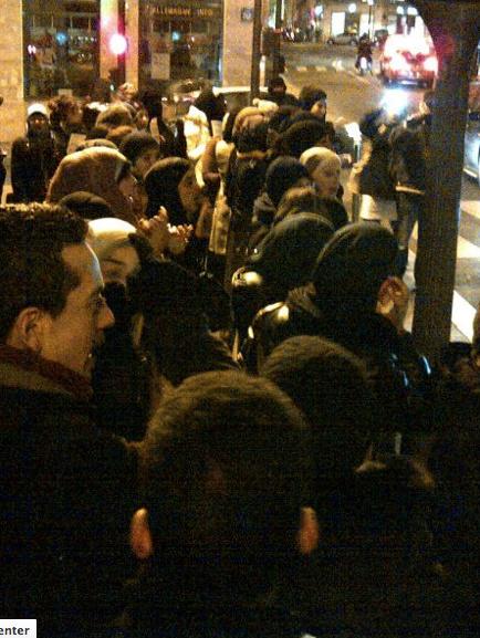 Loi contre les nounous musulmans : les manifestants embarqués par les CRS