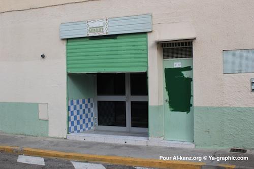 Miramas : la mosquée juste profanée