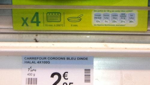 Carrefour haram