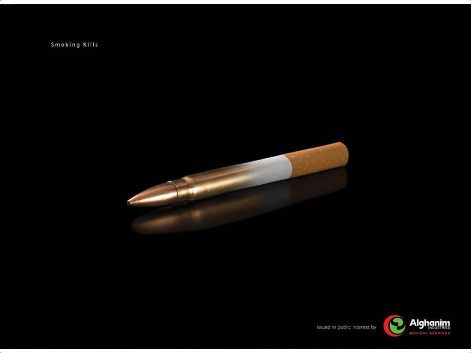 Fumer tue : la vie n