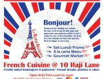 Is Halal, is French food