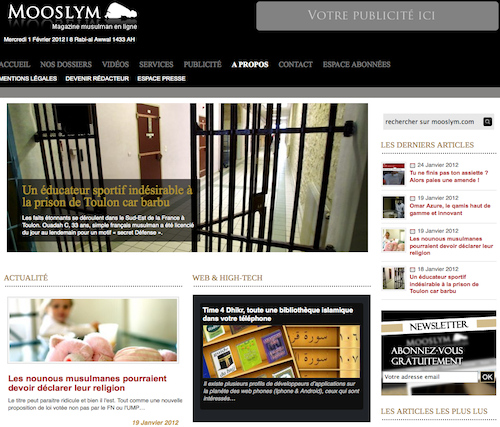 Mooslym.com, le retour