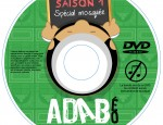 Rondelle de DVD ADABéo