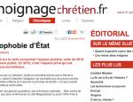 La France est en train de basculer dans l'islamophobie d'État