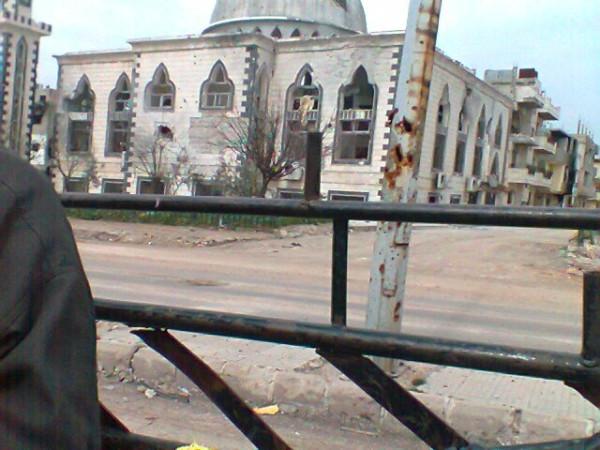 Mosquées en Syrie