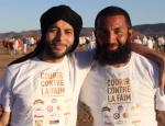 Courir contre la faim - Marathon des sables