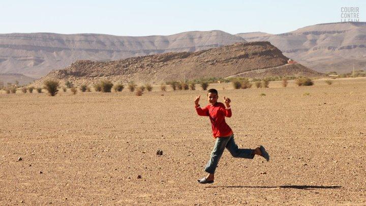 Fahim, courir contre la faim