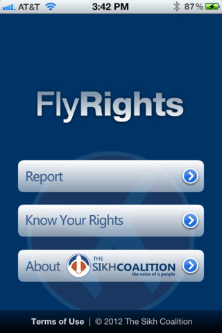 Fly Rights, l'application contre la xénophobie dans les aéroports
