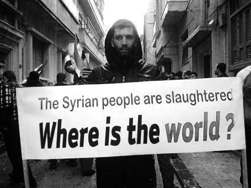 Les Syriens ne sont pas palestiniens