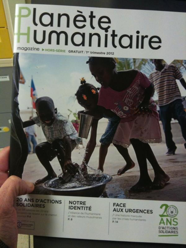 Secours islamique, le magazine