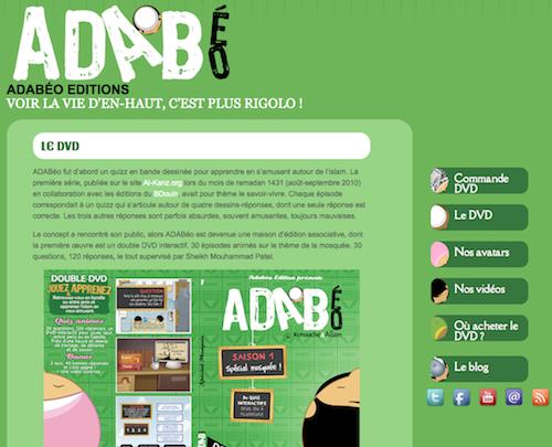 ADABéo, nouveau site pour voir la vie d'en-haut
