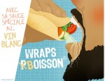WRAPS poisson